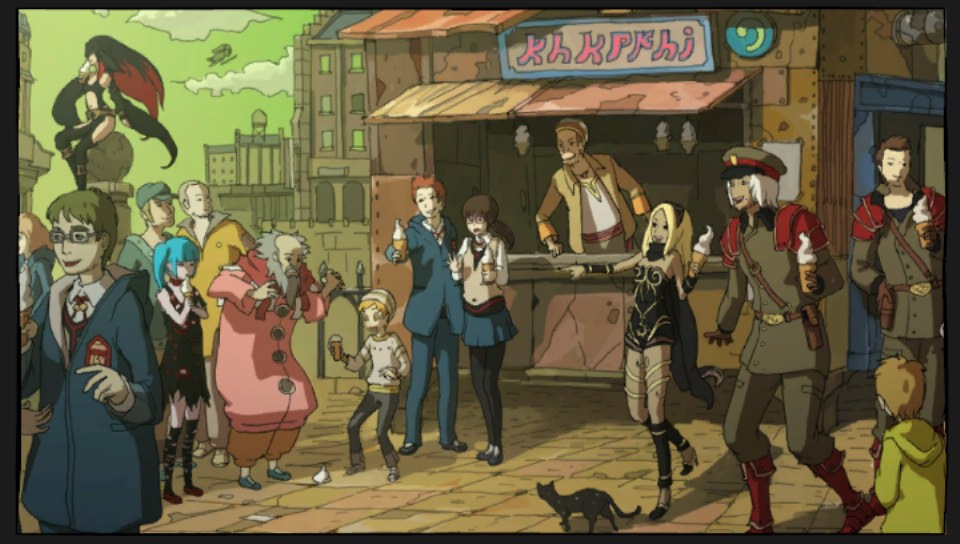 Gravity Rush Gallery (20)