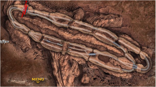 Motorstorm_The_Rockhopper_track_map