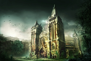 Cathedral 01