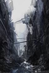 Flood Town 02