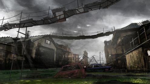 Flood Town 05