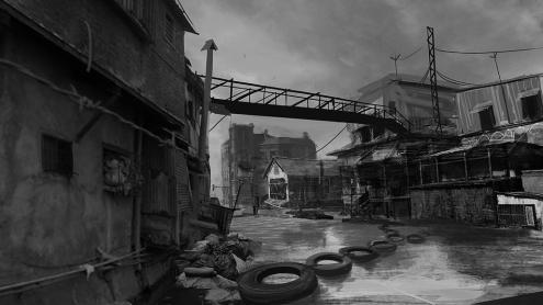 Flood Town 06